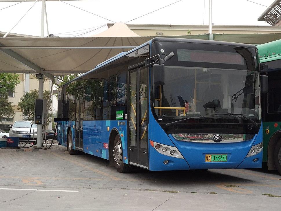 07327D at Dongzhao Depot, 20180403 105540