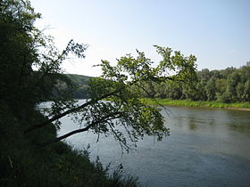 1. River Khopyor (Khopyorsky State Reserve) in the city Novokhopyorsk..JPG