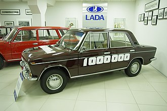 VAZ-2103 - Image: 1000000 egemplarz Łada 2103