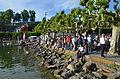 100 Jahre Dampfschiff Stadt Rapperwil - Hafenfest Rapperswil - 'Rosenempfang' 2014-05-23 19-03-37.JPG