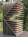 1090 Rossauer Lände - Summer Stage - Skulpturengarten Phantasie - Energie - Skulptur Kühlkörper von Valentin Ruhry IMG 9994.jpg