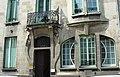 10 rue de Ceyrat, Immeuble Art Déco, porte d'entrée et rez-de-chaussée.jpg