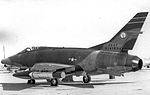 127th Tactical Fighter Squadron - North American F-100C-20-NA Super Sabre 54-1934.jpg