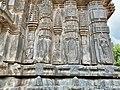 12th century Thousand Pillar temple, Hanumkonda, Telangana, India - 84.jpg