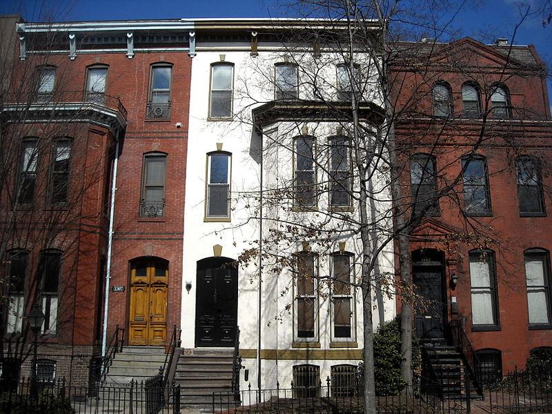 File:1303 - 1307 P Street, N.W..JPG