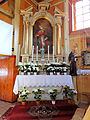 131413 Altar in Saints Adalbert and Nicholas church in Jeruzal - 01.jpg