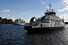 Prom Wodny na Zatoce