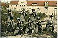 14031-Bautzen-1912-3. Husaren-Regiment Nr. 20 - Zur Salve fertig-Brück & Sohn Kunstverlag.jpg