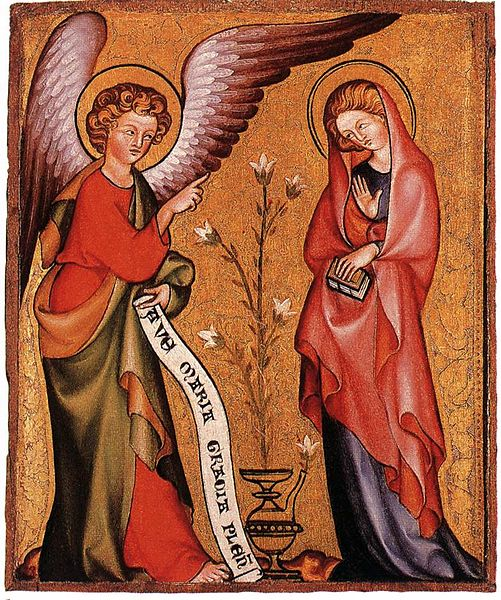 File:14th-century unknown painters - The Annunciation - WGA23721.jpg