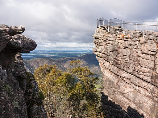 The Pinnacle - Grampians