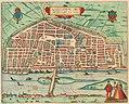 1581-Aurelia Franciae civitas ad Ligeri flu.JPG