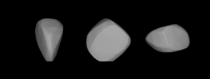 1607 Mavis - Image: 1607Mavis (Lightcurve Inversion)