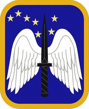16th Combat Aviation Brigade (United States) - Shoulder sleeve insignia