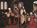 16th-century unknown painters - Elijah and the Widow of Zarapeth - WGA23604.jpg