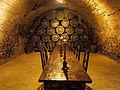170 Castell de Montsonís, celler.JPG