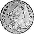 1804 Silver Dollar - Class I - US Mint Specimen Obverse.jpg
