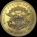 1861 Double eagle reverse.jpg