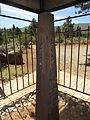 1872 California-Nevada State Boundary Marker, Verdi, Nevada-California Border (20721427663).jpg