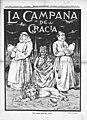 1901-11-02, La Campana de Gracia, Una morta entre dos vius, Pellicer Montseny.jpg