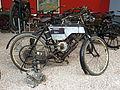 1901 Bruneau 2cv, Musée de la Moto et du Vélo, Amneville, France, pic-002.JPG