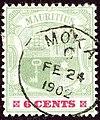 1902 6c Mauritius Moka SG131.jpg