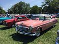 1956 Chrysler Windsor two-door hardtop at 2015 Macungie show 1of3.jpg