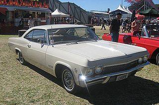 Chevrolet Impala (fourth generation) Motor vehicle