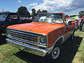 1974 Dodge Ramcharger topless SUV at 2015 Macungie show 1of2.jpg