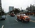 1977년 3월 서울특별시 영등포구 여의도광장 최초 국산소방차 인수식01.jpg