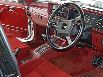 Holden Commodore - Interior