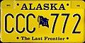 1989 Alaska license plate CCC 772.jpg