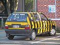 1991 Fiat Uno CTX Auto (27007442614).jpg