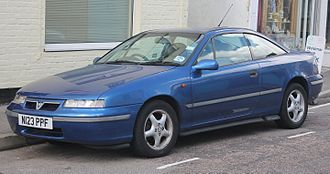 Opel Calibra - Vauxhall Calibra (1995)