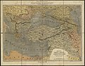 19th-century map of the Turkish Empire, Greece and the Caucasus.jpg