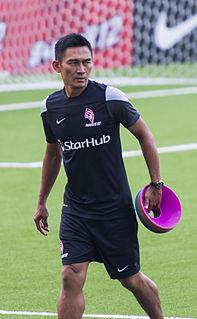 Nazri Nasir Singaporean footballer