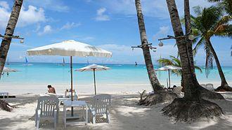 Boracay - The White Beach in Boracay