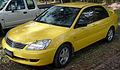2006-2007 Mitsubishi Lancer (CH MY07) ES sedan 01.jpg