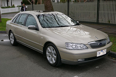 2005–2007 Ford LTD (BF) - Ford Fairlane (Australia)