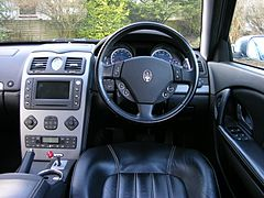 2006 Maserati Quattroporte - Flickr - The Car Spy (16).jpg