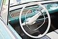2007-07-15 Lenkrad und Armaturenbrett eines Opel Rekord P2 1700, Baujahr 1962 IMG 3002.jpg