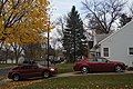 2007 Chrysler 300 SRT 8 & 2005 Dodge Magnum RT (15453143090).jpg
