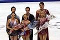 2007 JGP USA Pairs Podium.jpg