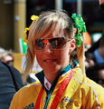 2008 Australian Olympic team Megan Jones - Sarah Ewart.jpg