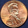 2009 US Lincoln penny (5133638198).jpg
