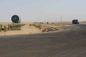 Highway 15 (Jordan) - Image: 20100928 jordan r 15 08