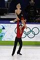 2010 Olympics Figure Skating Pairs - Nicole DELLA MONICA - Yannick KOCON - 8990A.jpg