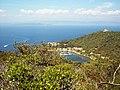 2011-07-09. Port Cros vue du sentier de la pomme d'or. (1).JPG