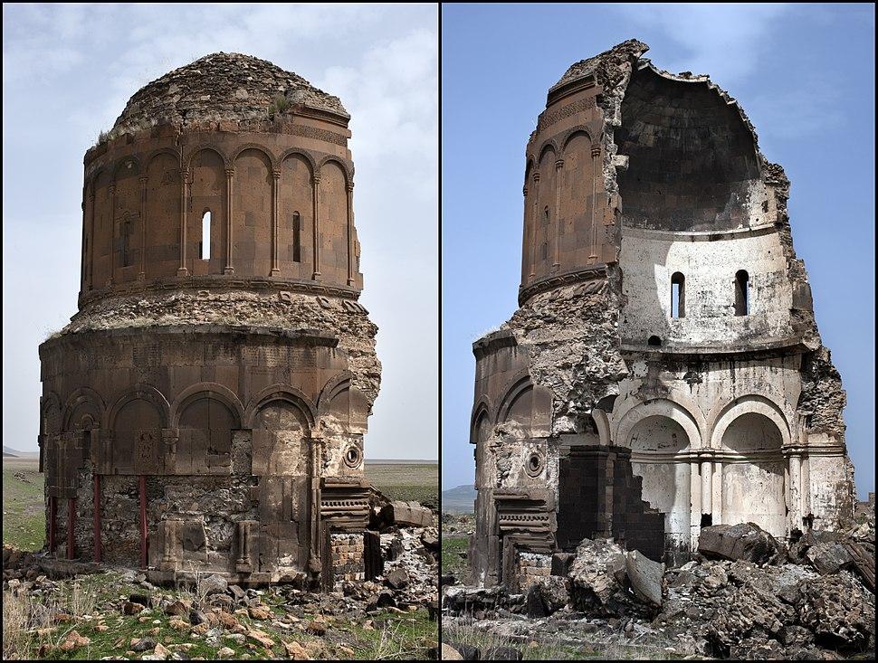 20110419 Church of Redeemer Collage Ani Turkey