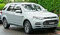 2011 Ford Territory (SZ) Titanium TDCi wagon (2011-11-17) 01.jpg