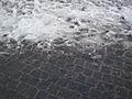 2012-02-04 Snow on Sanpietrini in Rome.JPG